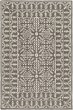Product Image of Traditional / Oriental Black, Charcoal, Light Grey (GND-2315) Area Rug
