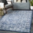 Product Image of Navy, Cream Transitional Area Rug