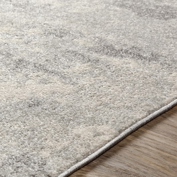 Grey, Khaki (CLY-2320) Contemporary / Modern Area Rug