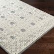 Product Image of Grey, Cream (TOL-2302) Transitional Area Rug