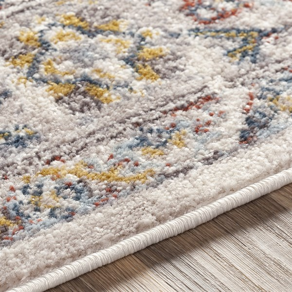 Taupe (ADN-2301) Traditional / Oriental Area Rug