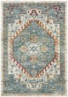 Product Image of Bohemian Teal, White, Orange (HER-2300) Area Rug
