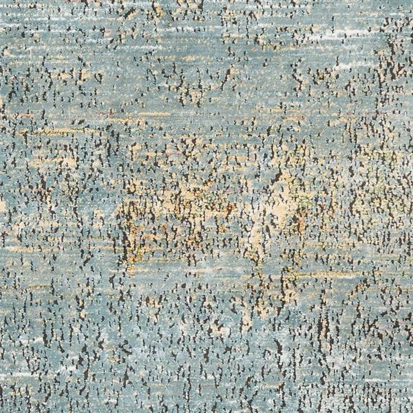 Aqua (HER-2320) Contemporary / Modern Area Rug