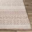 Product Image of Tan, Ivory (TLE-1000) Moroccan Area Rug