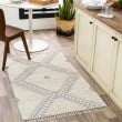 Product Image of Grey, Cream (BDO-2303) Bohemian Area Rug