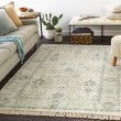 Product Image of Sage, Dark Green, Lime (ZAI-2308) Transitional Area Rug