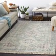 Product Image of Sage, Lime, Dark Green (ZAI-2316) Vintage / Overdyed Area Rug