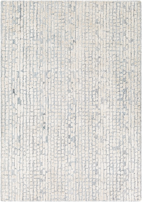 Taupe, Beige, Sage (MLS-2309) Contemporary / Modern Area Rug
