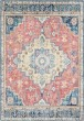 Product Image of Red, Blue, Yellow (MUT-2300) Bordered Area Rug