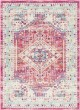Product Image of Vintage / Overdyed Pink, Ivory, Blue (NWC-2321) Area Rug