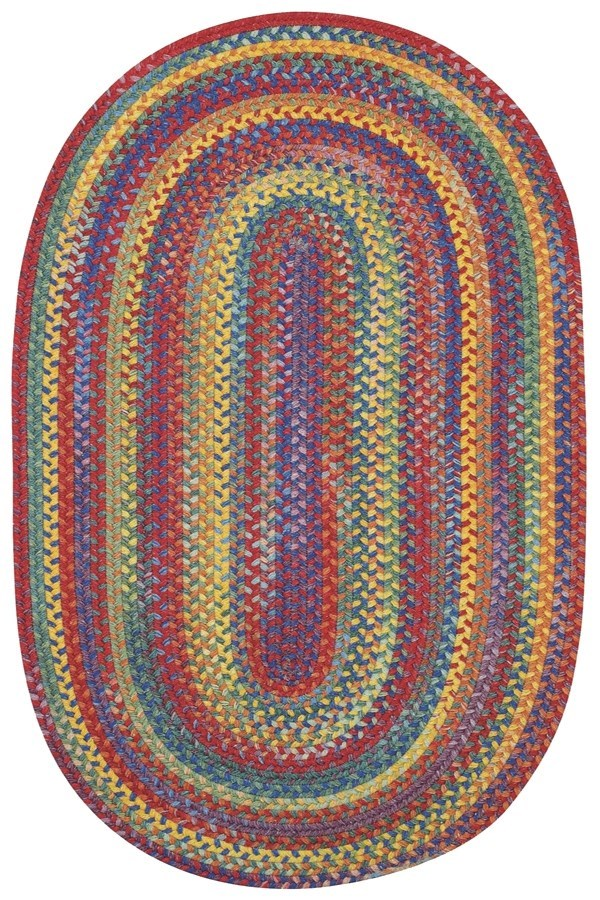 Bright Country Area Rug