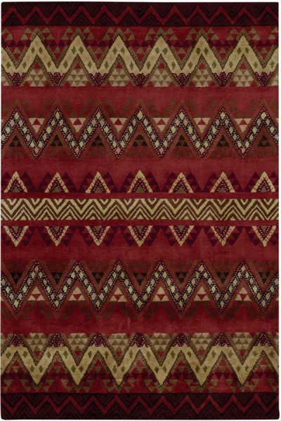 Persimmon Country Area Rug