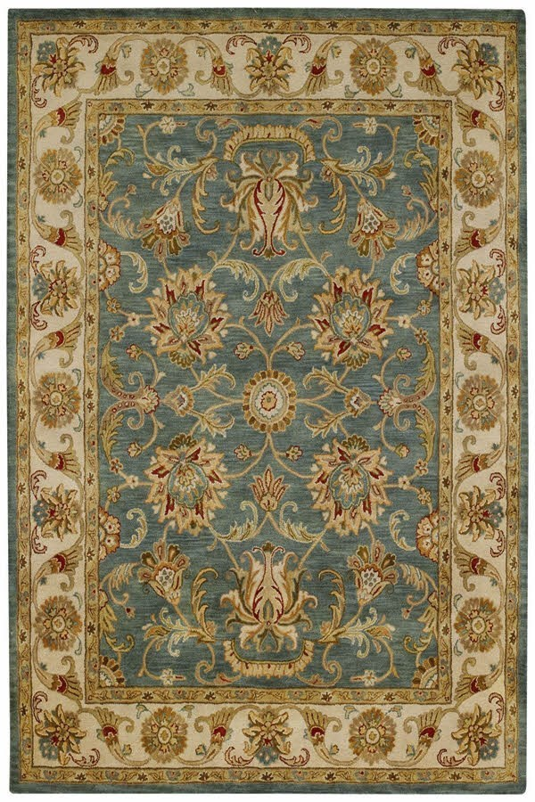 Sapphire Traditional / Oriental Area Rug