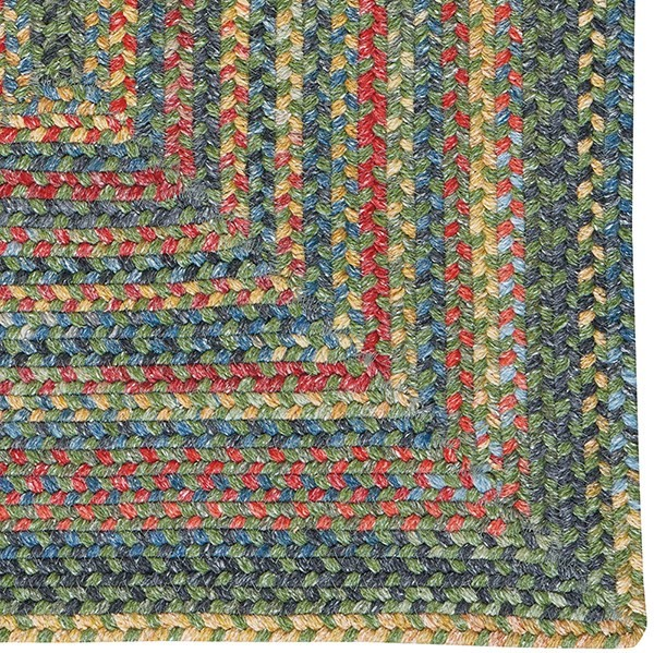 Green Country Area Rug