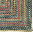 Product Image of Green Country Area Rug
