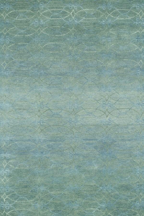 Grey Azure Transitional Area Rug