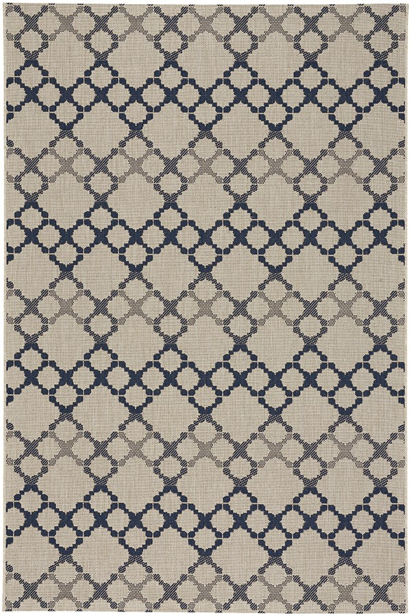 Midnight Transitional Area Rug