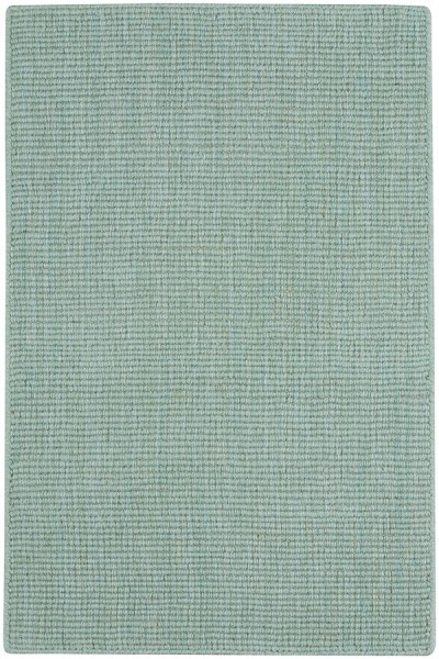 Light Turquoise Casual Area Rug