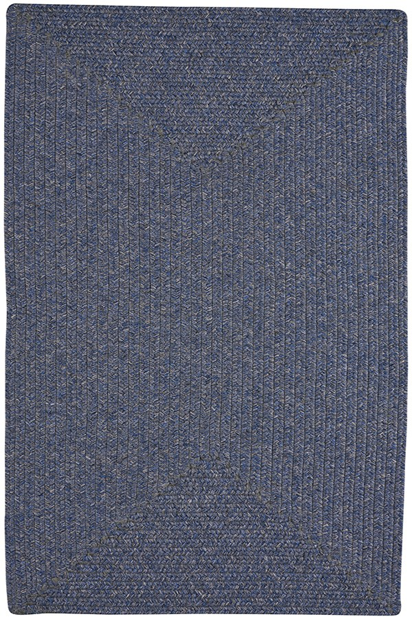 Blue Outdoor / Indoor Area Rug