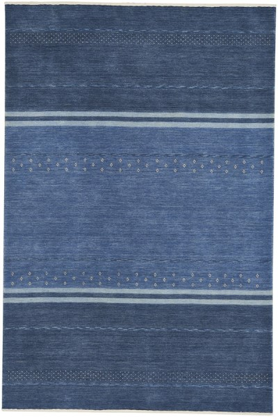 Cobalt Moroccan Area Rug