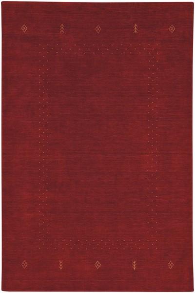 Crimson Moroccan Area Rug