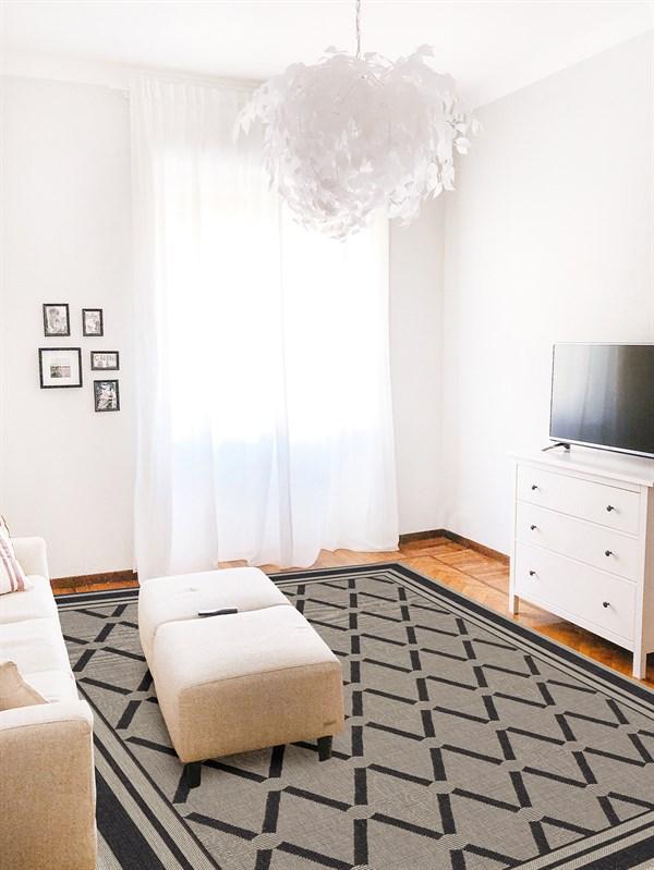 Cinders Outdoor / Indoor Area Rug