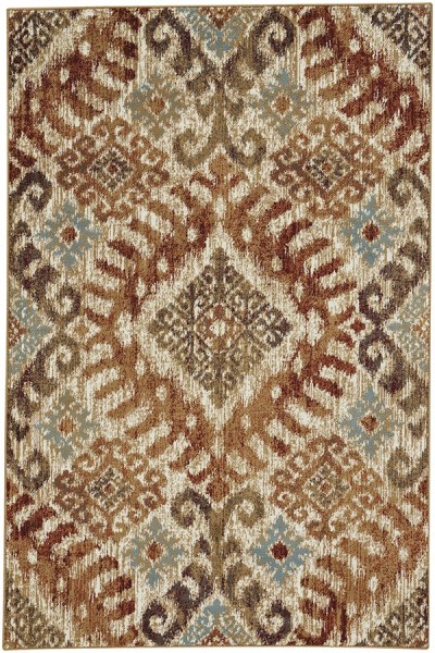 Sunset Moroccan Area Rug