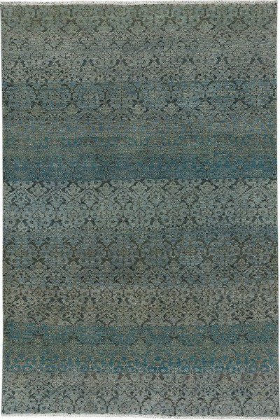 Azure (1083-420) Contemporary / Modern Area Rug