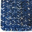 Product Image of Blue, Black (450) Country Area Rug