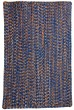 Product Image of Country Blue, Orange (440) Area Rug