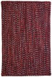 Product Image of Country Crimson, Navy (530) Area Rug