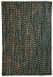 Product Image of Country Green, Orange (260) Area Rug
