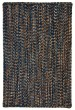 Product Image of Country Navy, Burnt Orange (485) Area Rug
