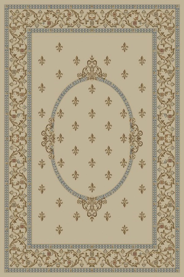 Ivory (6312) Traditional / Oriental Area Rug