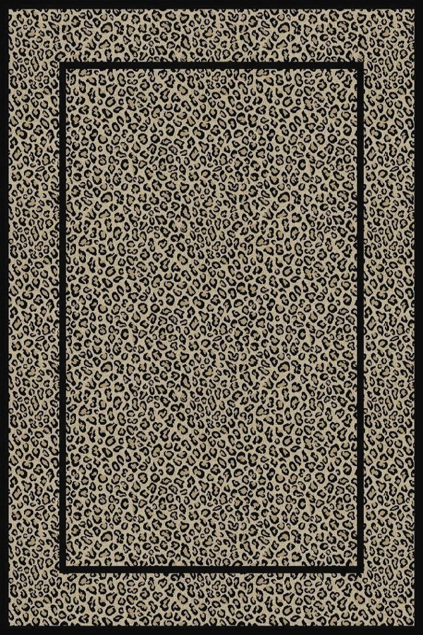 Beige (4492) Contemporary / Modern Area Rug
