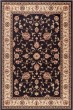 Product Image of Traditional / Oriental Black (4933) Area Rug