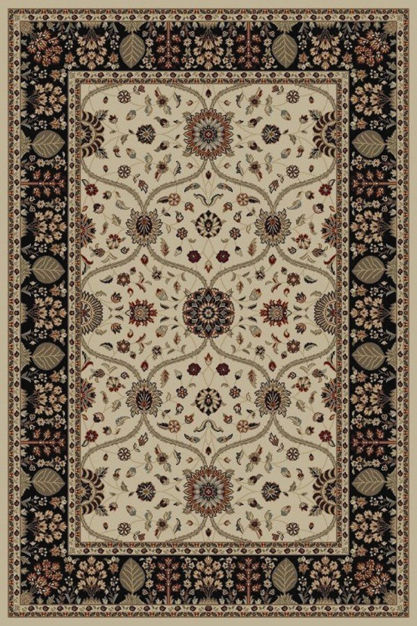 Ivory (4902) Traditional / Oriental Area Rug