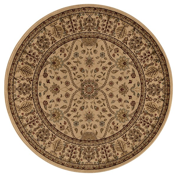 Ivory Tonel (4901) Traditional / Oriental Area Rug