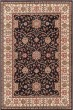 Product Image of Traditional / Oriental Black (4903) Area Rug
