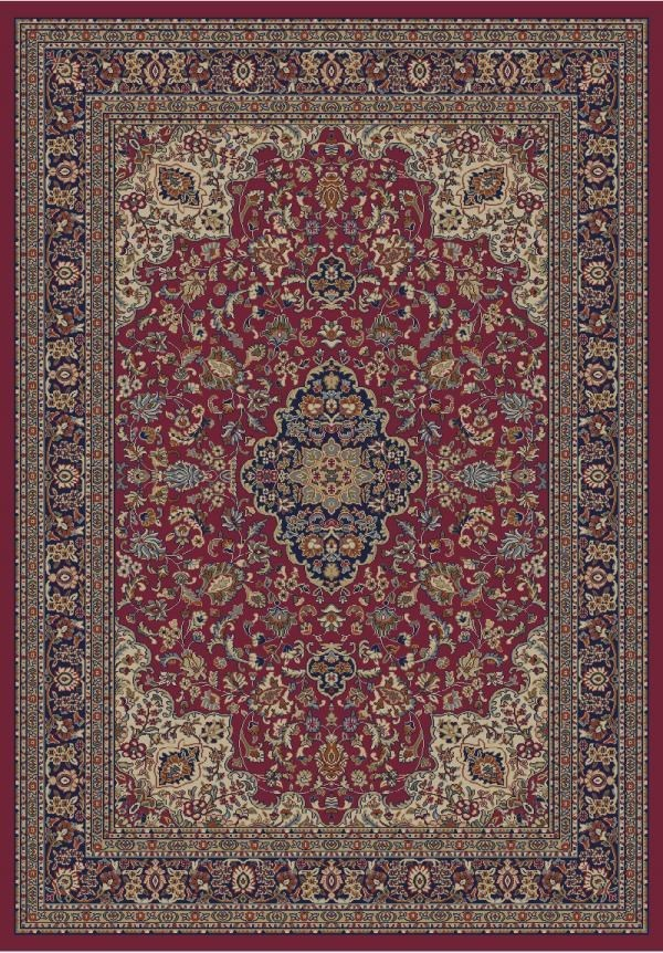 Red (4100) Traditional / Oriental Area Rug
