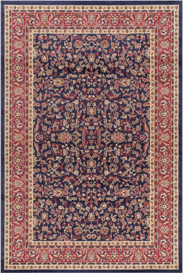 Navy (4064) Traditional / Oriental Area Rug