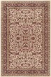 Product Image of Traditional / Oriental Ivory, Black (4063) Area Rug
