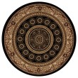 Product Image of Black (4413) Traditional / Oriental Area Rug
