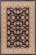 Product Image of Traditional / Oriental Black (4443) Area Rug