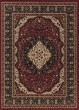 Product Image of Traditional / Oriental Red (6140) Area Rug