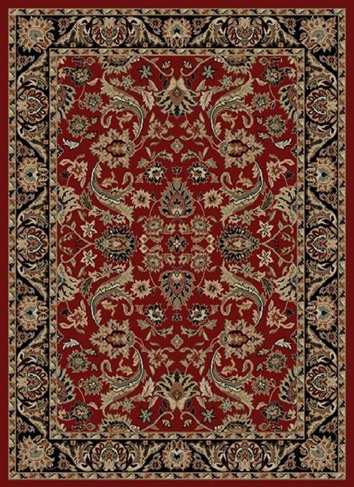 Red (6200) Traditional / Oriental Area Rug