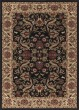 Product Image of Traditional / Oriental Black (6203) Area Rug