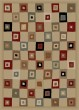 Product Image of Contemporary / Modern Ivory (6012) Area Rug