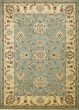 Product Image of Traditional / Oriental Blue (9706) Area Rug