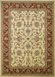 Product Image of Traditional / Oriental Cream (9752) Area Rug
